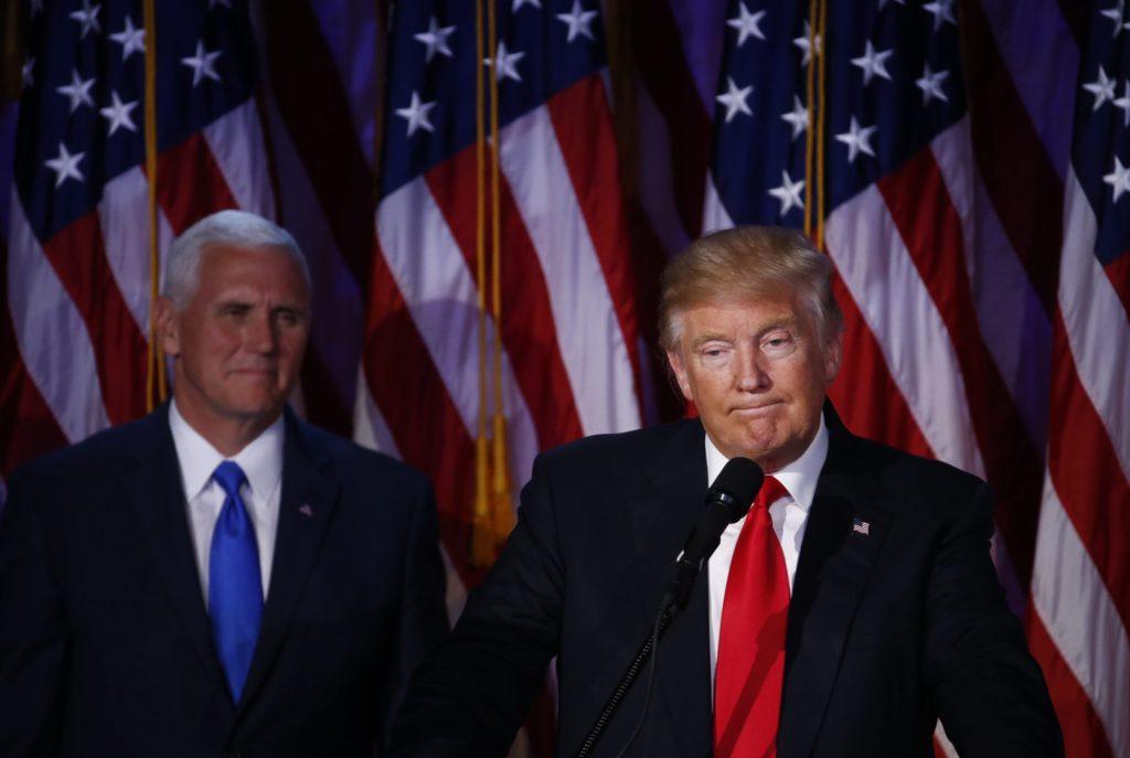 President Trump & Vice President Pence